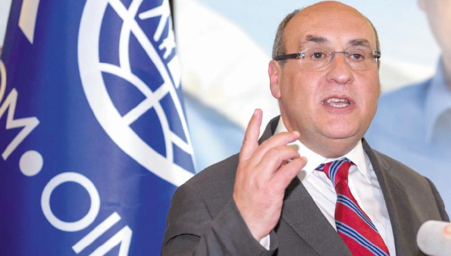 Le directeur général de l'OIM appelle au soutien du Pacte de Marrakech sur la migration