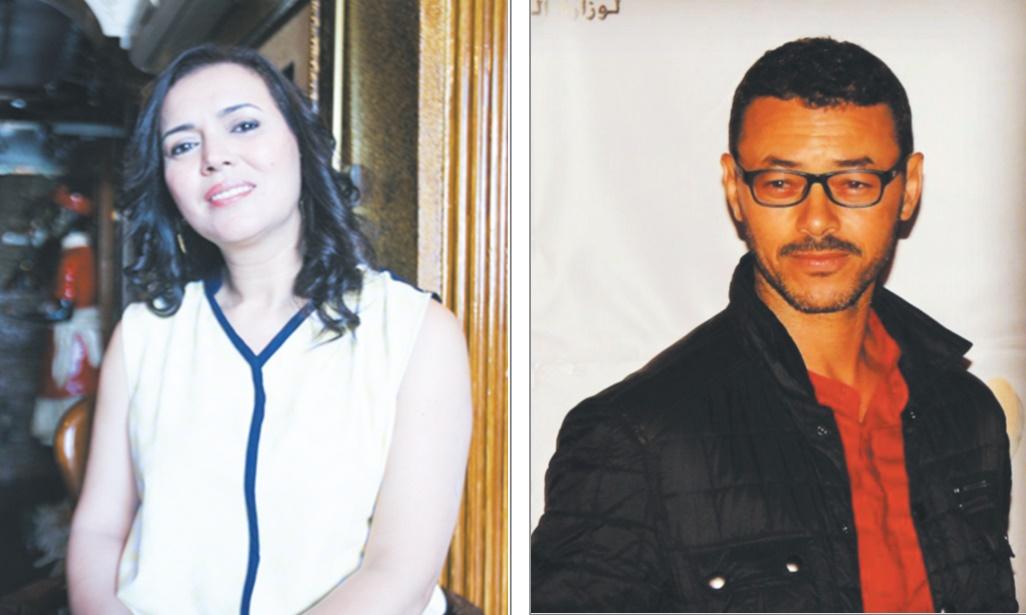 Saadia Ladib et Amine Ennaji à l'honneur au Festival du film transsaharien de Zagora