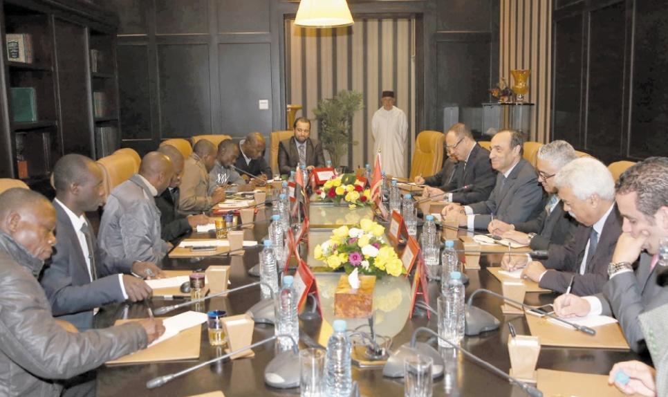 Habib El Malki : La stabilité, pierre angulaire du développement