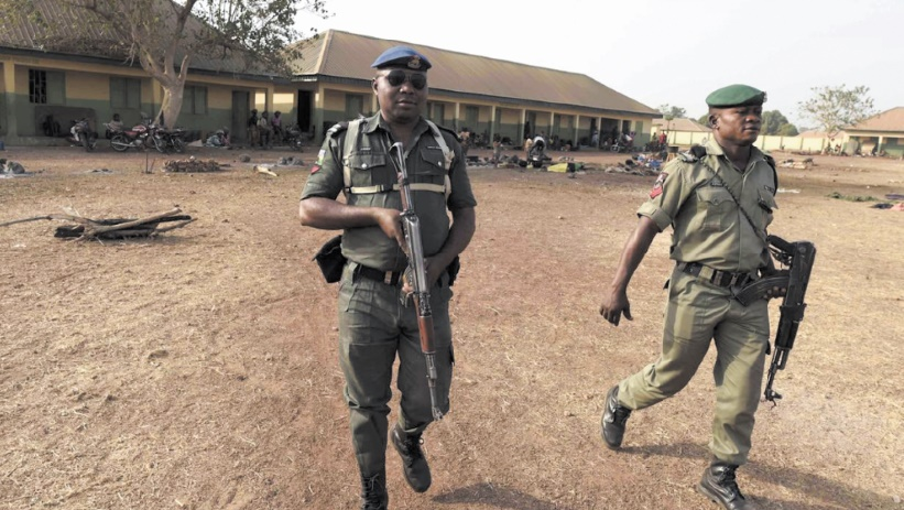 Trois soldats tués dans un attentat au Nigeria