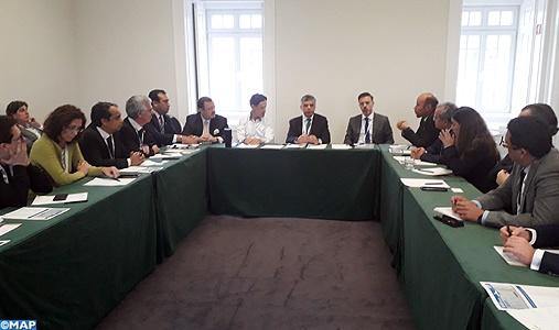La CIP et la CGEM engagées à promouvoir leurs relations