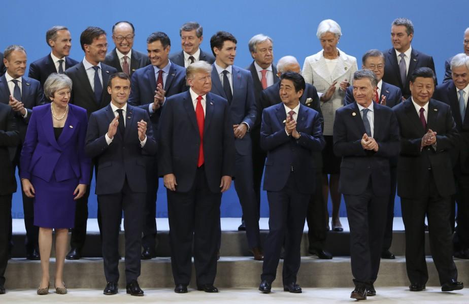 Le G20 s'achève sans  dissiper les tensions