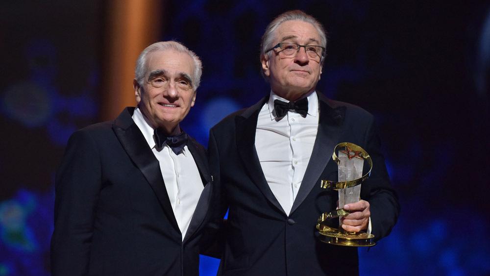 Marrakech rend un  vibrant  hommage  à Robert  De Niro