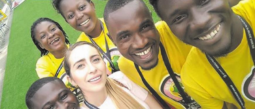 Les indispensables volontaires d'une Coupe d'Afrique des nations