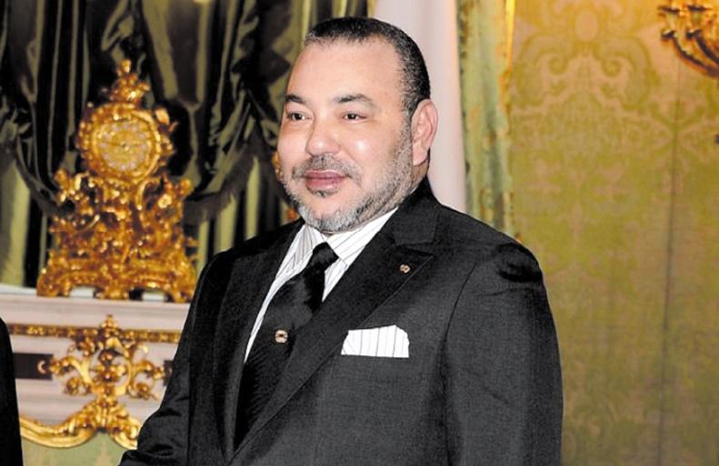 S.M le Roi félicite le club du Raja de Casablanca