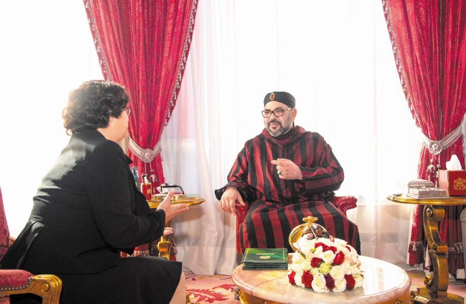 S.M Mohammed VI nomme Latifa Akharbach présidente de la HACA