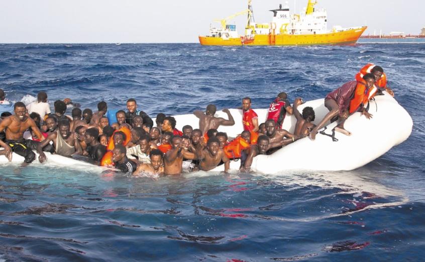 15 migrants morts dans le naufrage d'une embarcation au large de la Libye