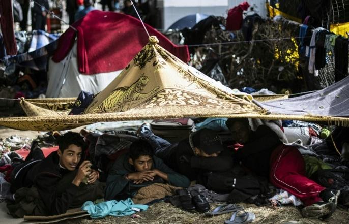 Londres accueille des réfugiés bloqués à Chypre depuis 20 ans