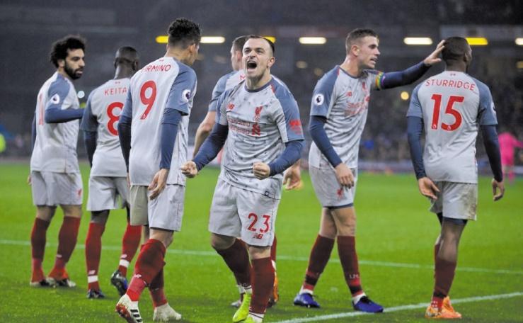 Premier League : Liverpool dans le tempo de City