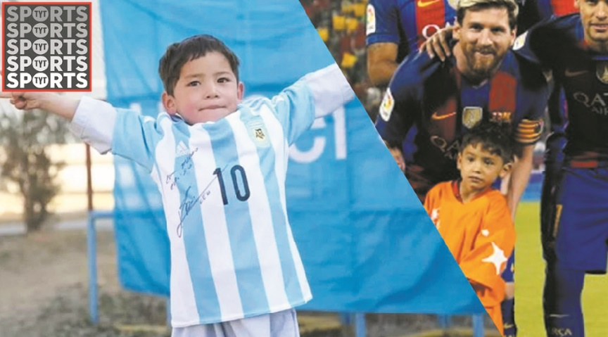 "Murtaza Ahmadi, le ""petit Messi afghan"", du rêve au cauchemar"