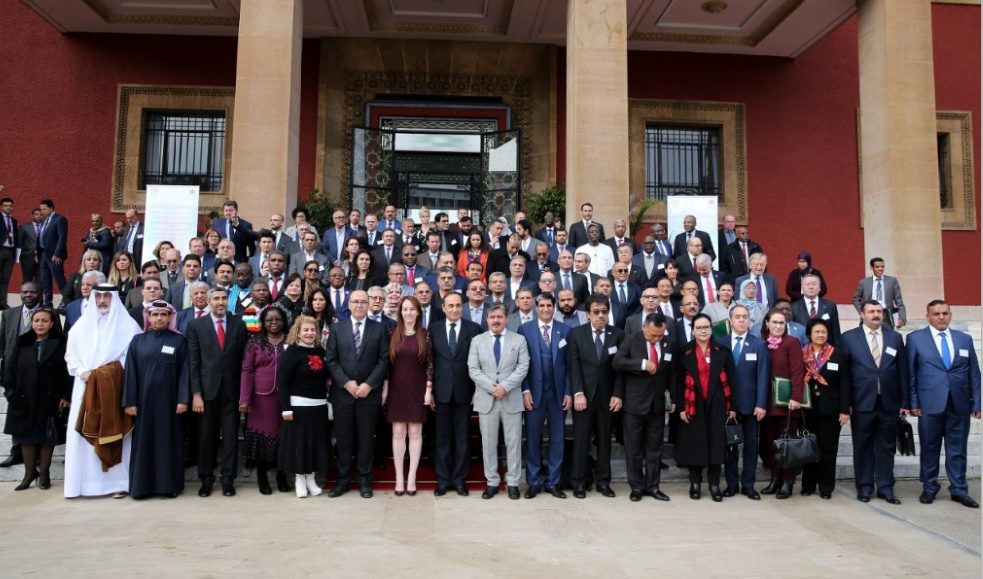 La contribution parlementaire au renforcement du système international de protection des migrants est d'une importance cruciale