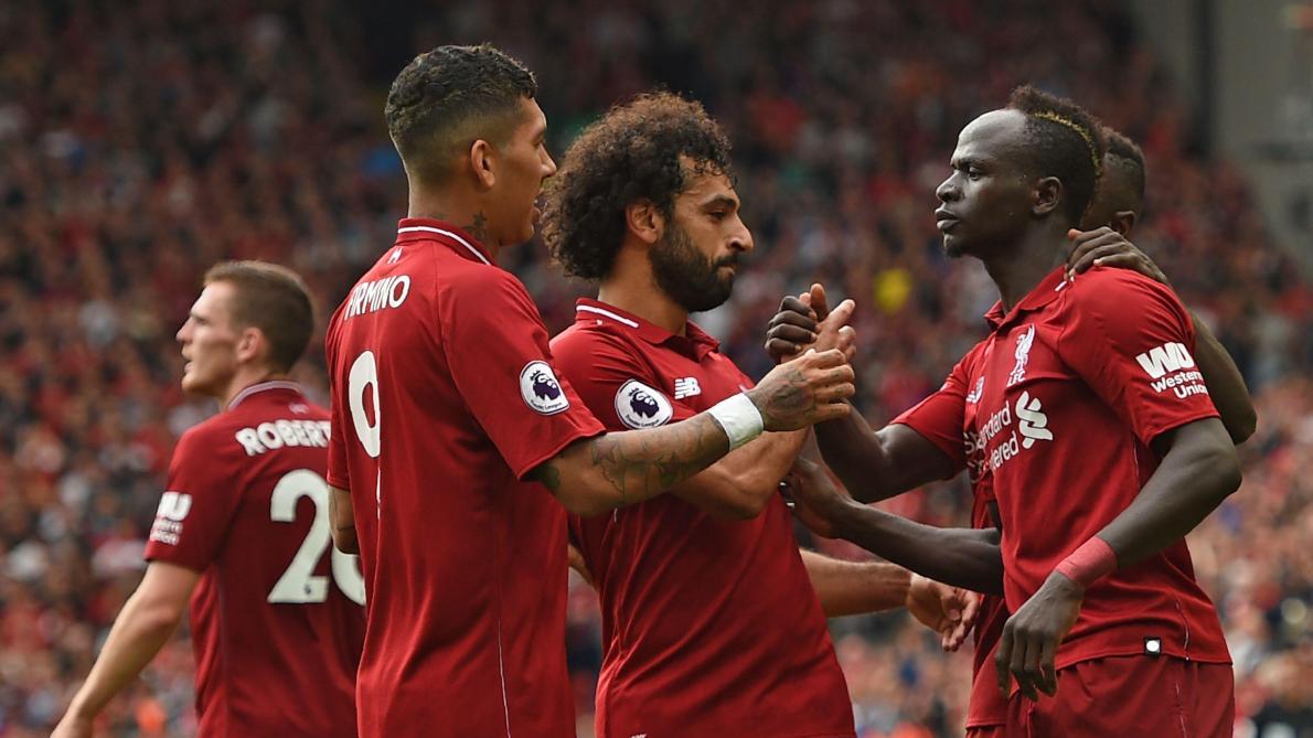 Premier League: City doublé par Liverpool