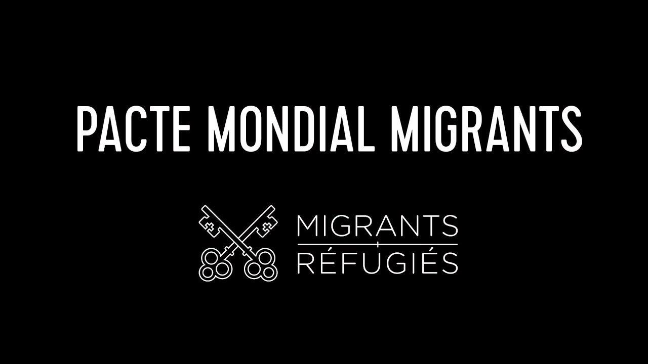Le Pacte mondial sur la migration,  une réponse commune à un défi global