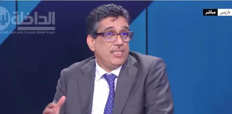 Sur le plateau de France 24, Cheikh Amar était aussi serein que les membres de la délégation marocaine à Genève