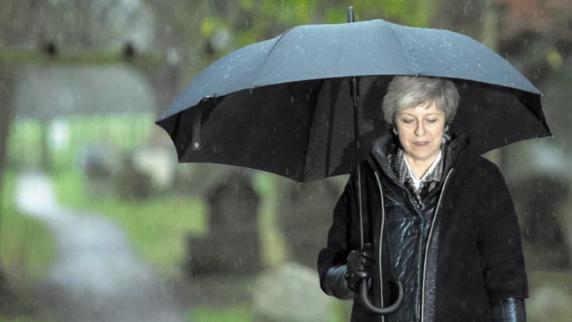 Semaine décisive pour Theresa May et l'accord de Brexit