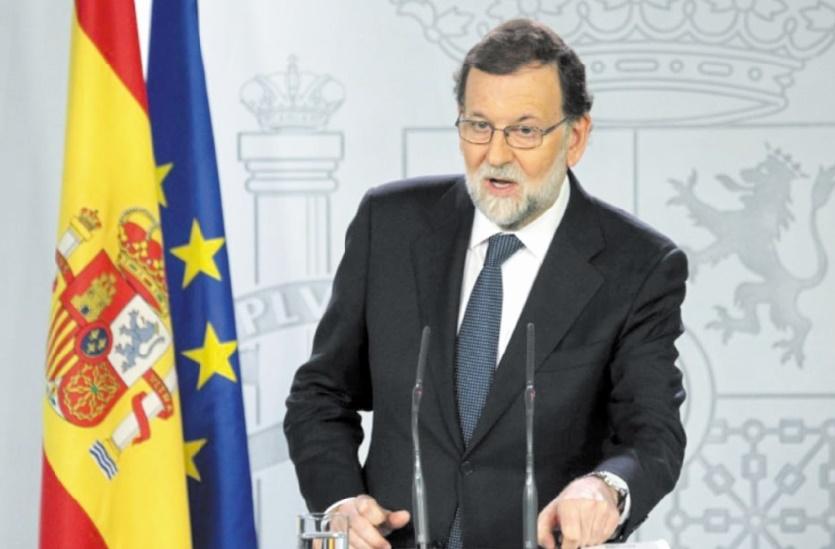 Madrid menace d'assumer le maintien de l'ordre en Catalogne