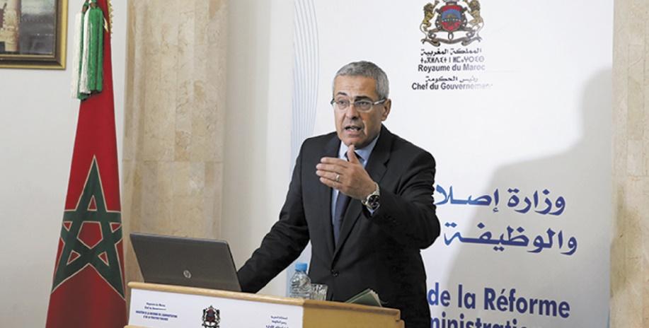 Mohamed Benabdelkader : L'accent sera mis sur les «Front office» de l'administration publique