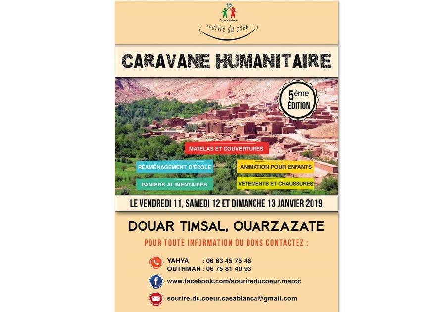 Une caravane humanitaire pour réchauffer les corps et les cœurs