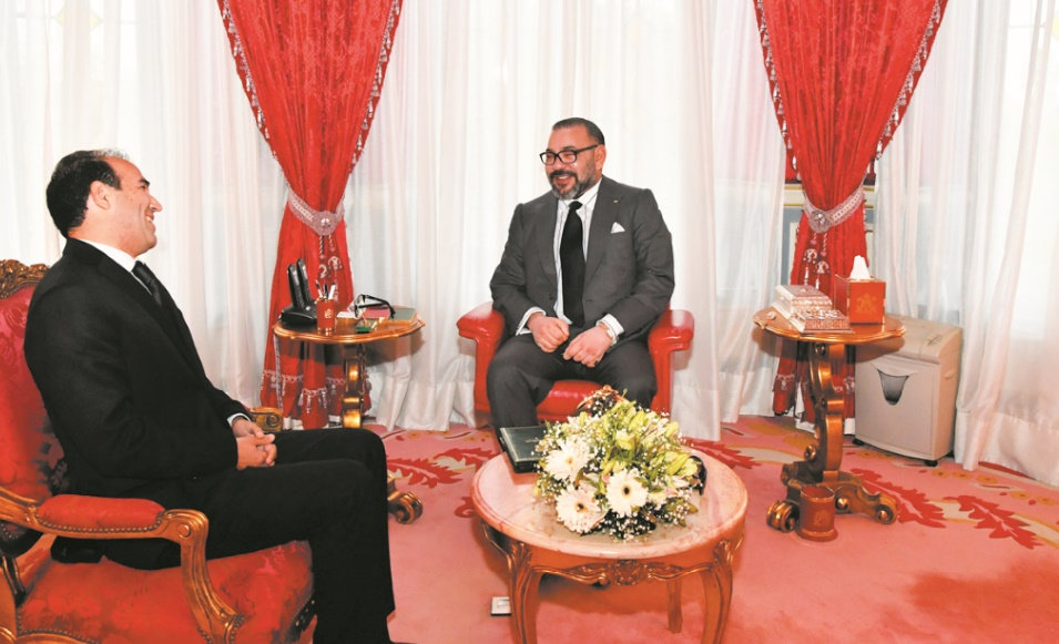 S.M le Roi nomme Mohamed Benalilou au poste de Médiateur