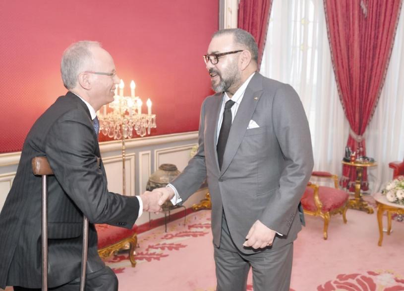 Le Souverain nomme Mohamed Bachir Rachdi président de l'Instance nationale de la probité, de la prévention et de la lutte contre la corruption