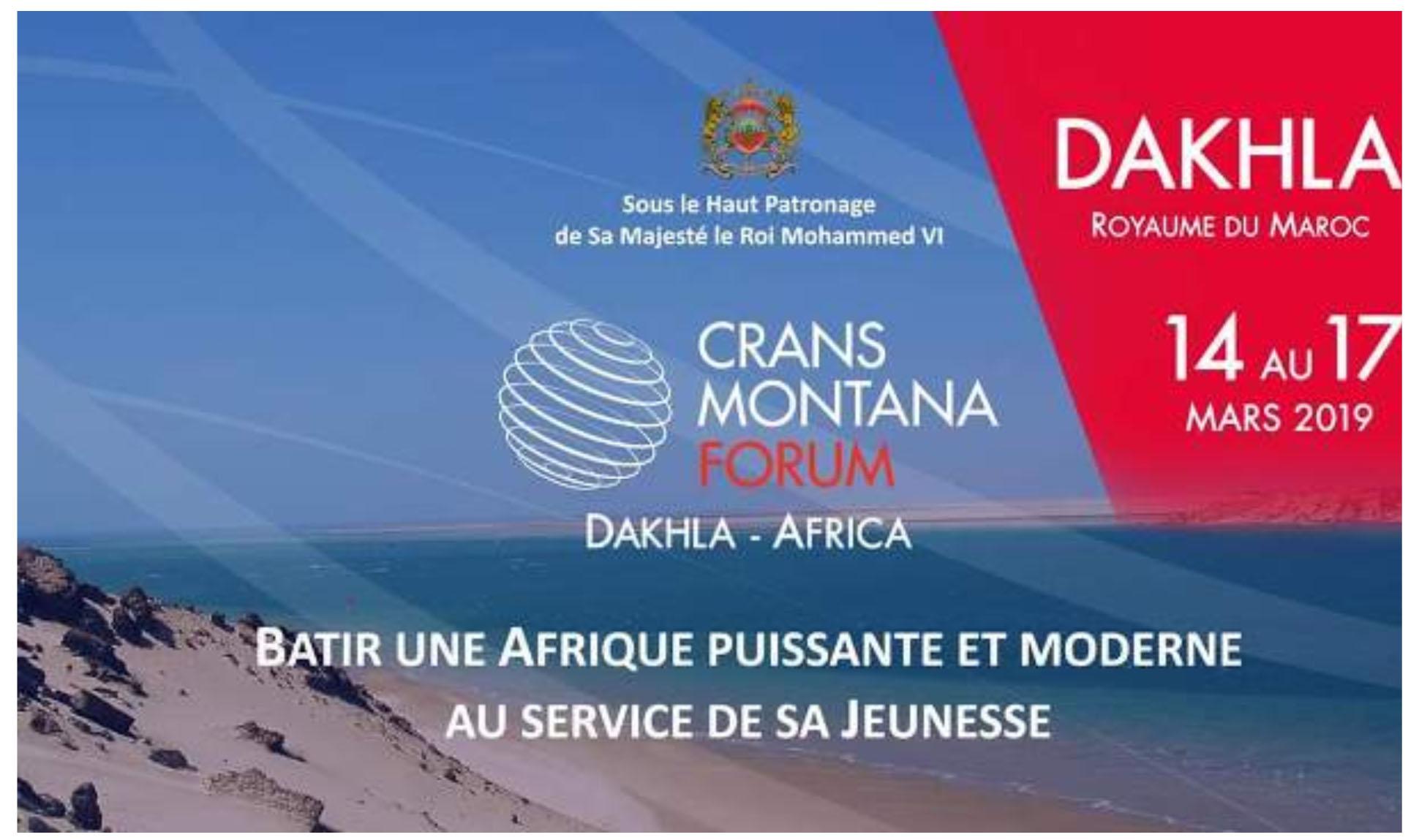 Dakhla abritera une nouvelle  édition du Forum Crans Montana