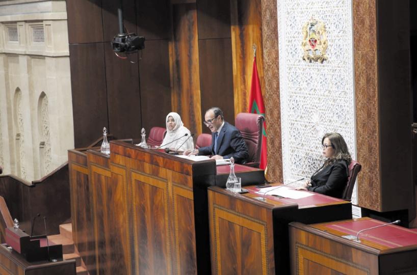 La Chambre des représentants adopte le PLF 2019 en deuxième lecture