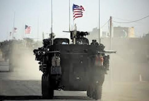 Trump décide  de retirer les troupes américaines de Syrie