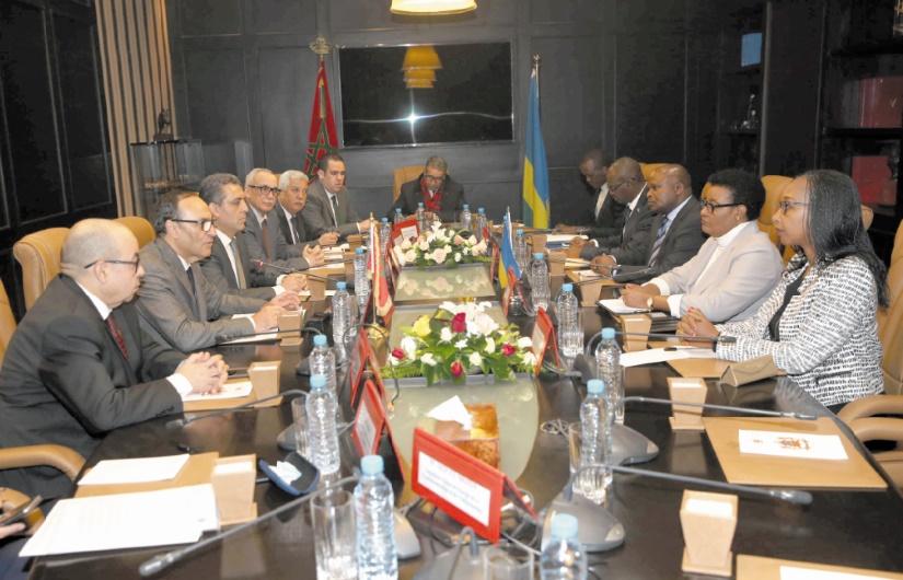 La présidente de la Chambre des députés du Rwanda se félicite de la contribution du Maroc à la réforme de l'UA