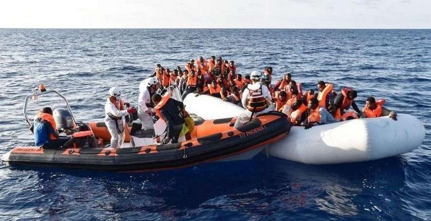 33 migrants secourus par une ONG cherchent un port pour Noël
