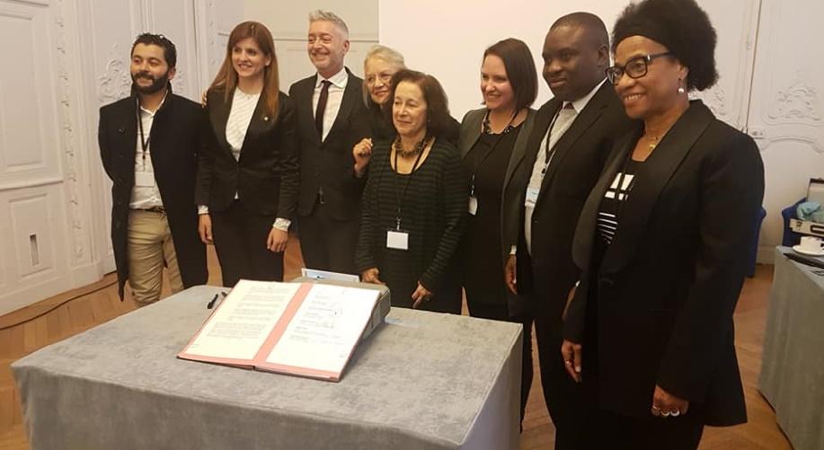 La Coalition des villes inclusives et durables célèbre la Déclaration universelle des droits de l'Homme