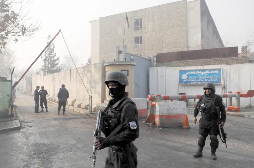 L'attaque d'un complexe gouvernemental à Kaboul fait au moins 43 morts