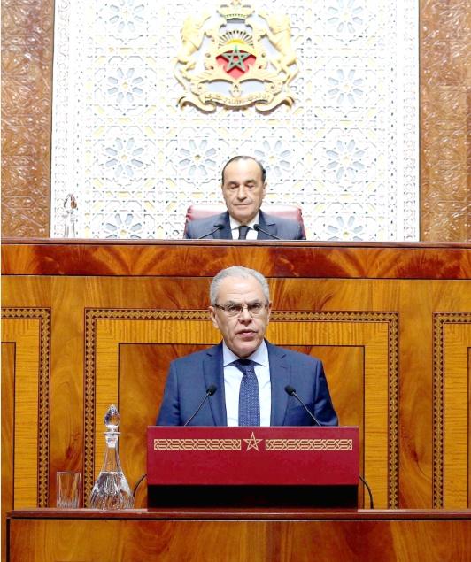La Chambre des représentants adopte le projet de loi relatif au service militaire