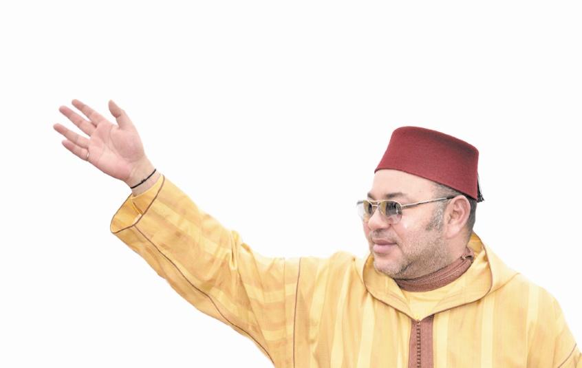 La main tendue de S.M le Roi à l'Algérie