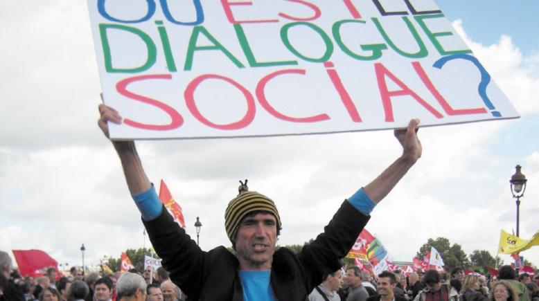 Le dialogue social en stand-by