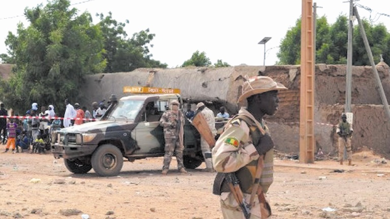 Nouvel An meurtrier dans le centre du Mali