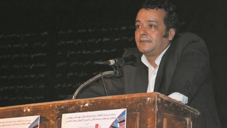 Messaoud Bouhcine reconduit à la tête du Syndicat des professionnels des arts dramatiques