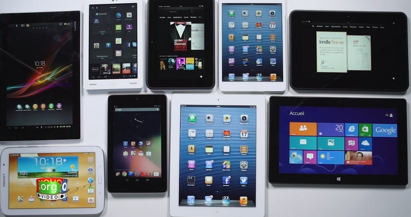 Session de formation à Rabat sur l'usage technique et pédagogique des tablettes tactiles
