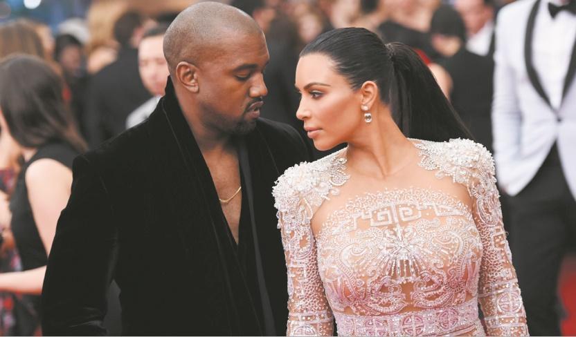 La nouvelle folie de Kim Kardashian et Kanye West