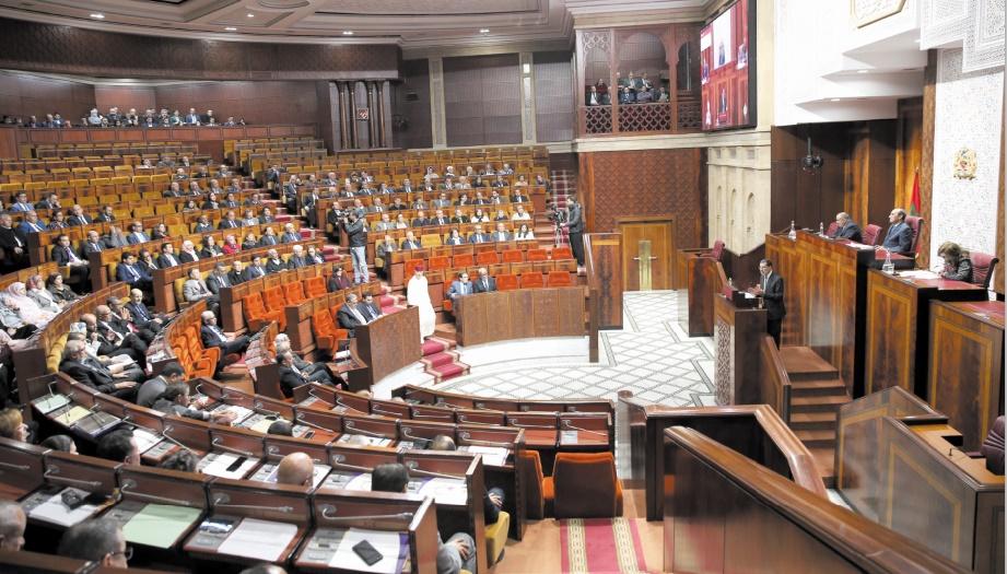 38 textes de loi adoptés par la Chambre des représentants