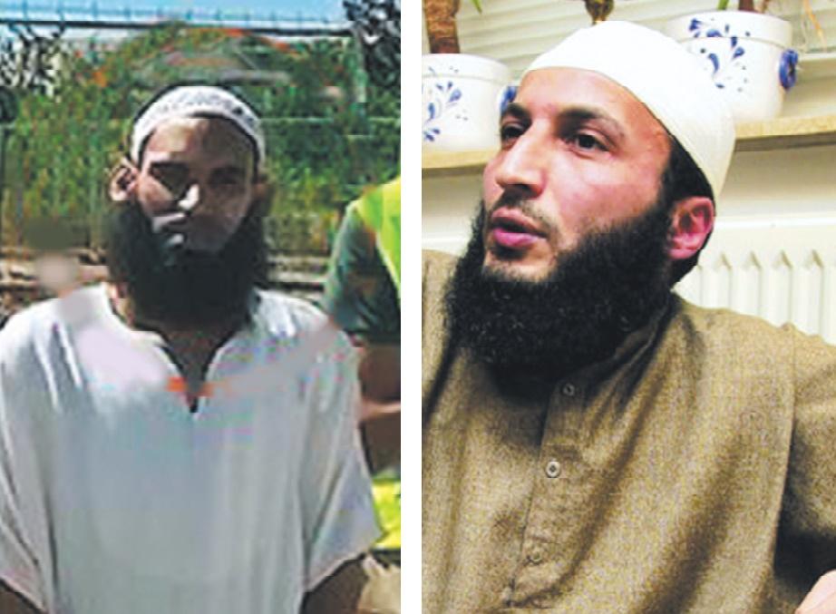 L'imam tout récemment expulsé par Madrid................Renvoyé du Danemark après y avoir vécu pendant 35 ans.
