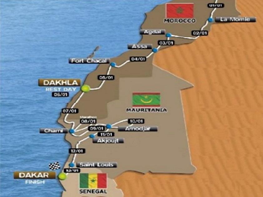 Africa Eco Race pousse le Polisario dans ses derniers retranchements