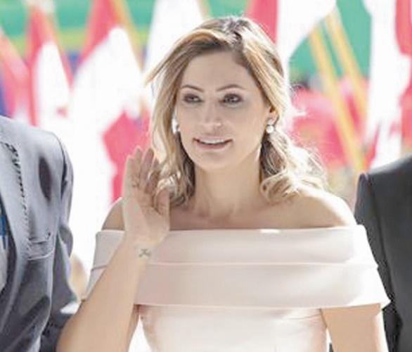 Michelle Bolsonaro, une Première dame discrète mue par la foi