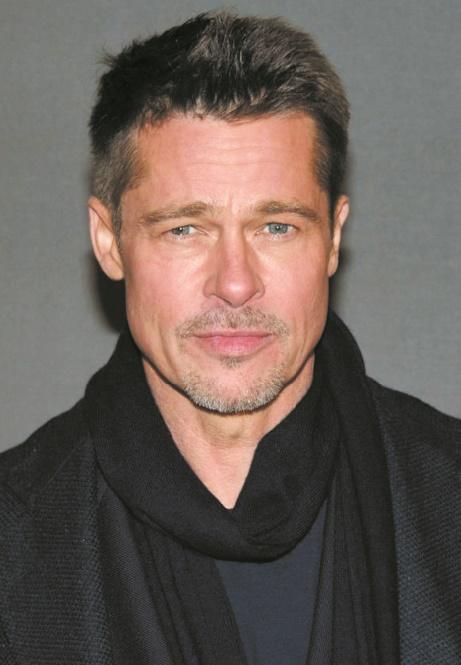 Ces stars qui ont fait des études étonnantes !  Brad Pitt