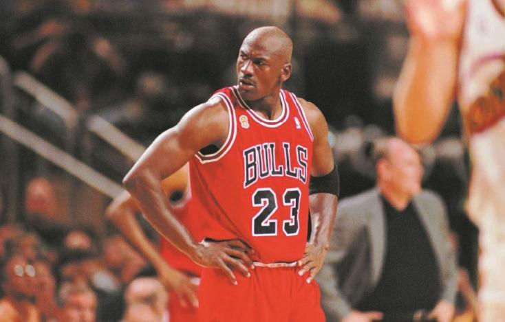 Ces stars qui ont fait des études étonnantes !  Michael Jordan