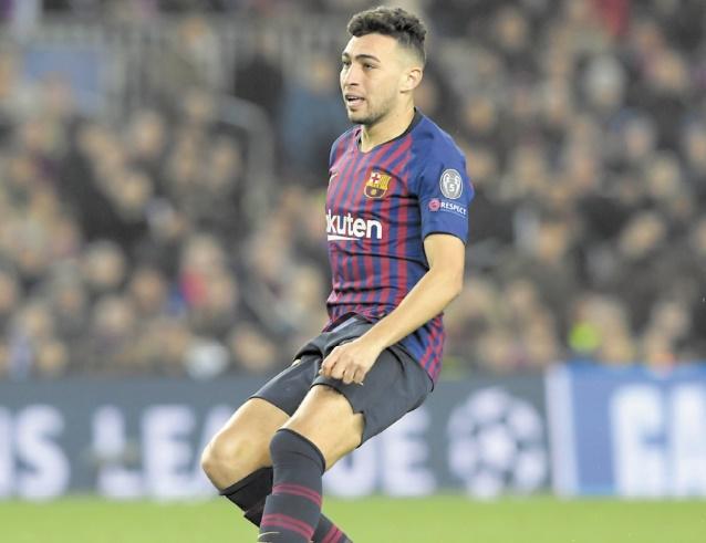 El Haddadi écarté du Barça