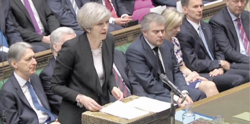 Un nouveau camouflet au Parlement pour Theresa May