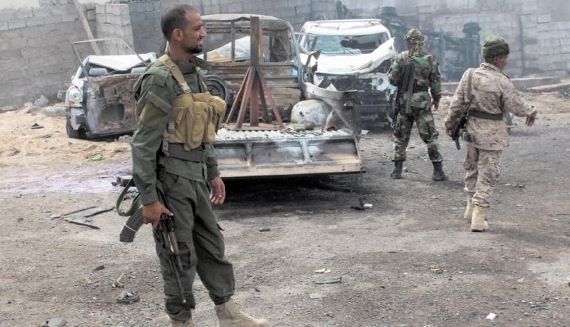 Attaque spectaculaire des rebelles contre l'armée yéménite