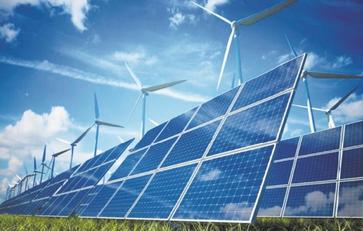 La part des énergies renouvelables dans le mix électrique national a atteint 35% à fin 2018