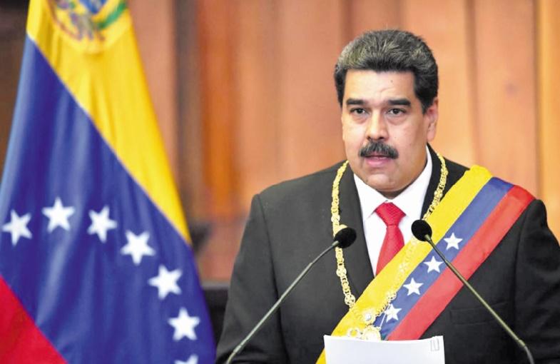Maduro entame un deuxième mandat contesté dans un Venezuela isolé