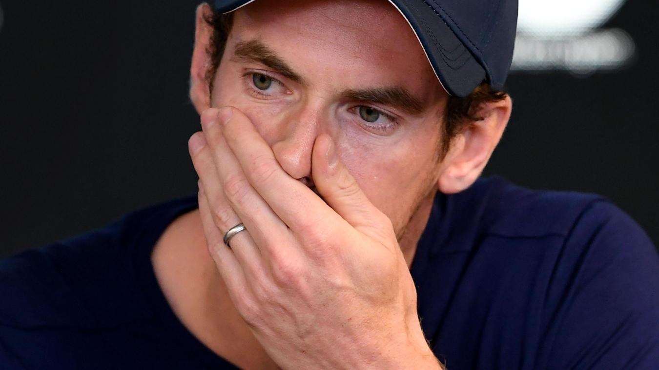 La carrière d'Andy Murray prend fin